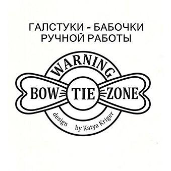 Дизайнер Bow-Tie Zone Галстуки-бабочки ручной работы - отзывы, купить